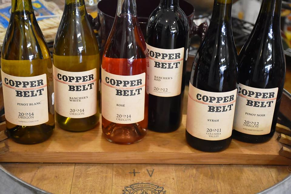 Copper Belt Winery